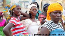 Nigeria Flüchtlingscamp New Kuchigoro