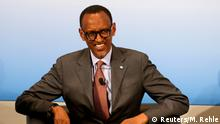 18.02.2017+++ Rwanda's President Paul Kagame attends the 53rd Munich Security Conference in Munich, Germany, February 18, 2017. REUTERS/Michaela Rehle