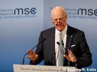 Стаффан де Містура на Мюнхенській конференції з безпеки