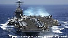 US Marine - Flugzeugträger USS Carl Vinson