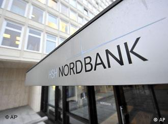 The HSH Nordbank logo