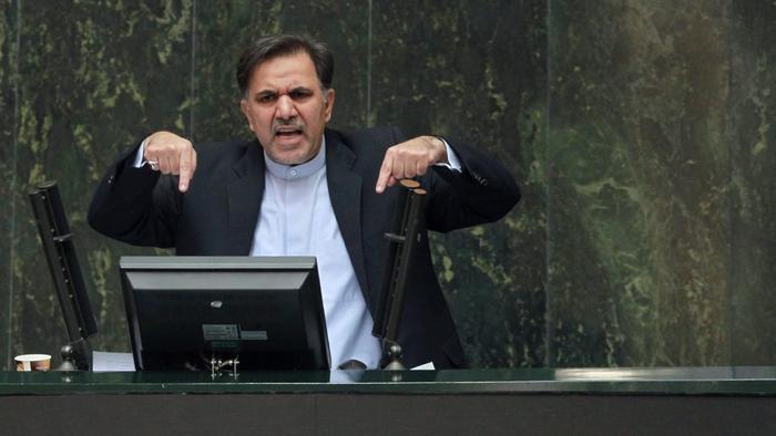 Abbas Akhundi iranischer Politiker