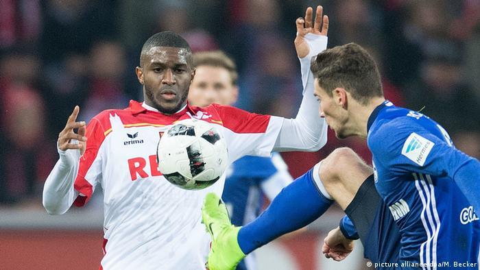 Deutschland 1. FC Köln - FC Schalke 04