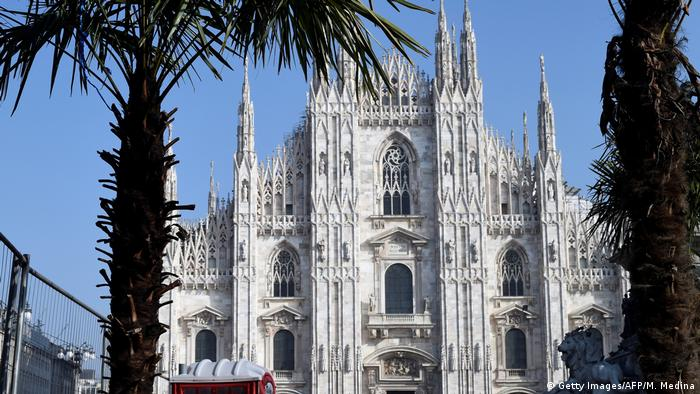 Milan Cathedral (Getty Images/AFP/M. Medina)