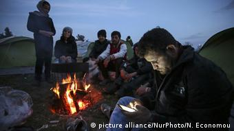 Young males between 14 and 30 years of age make up for 37 percent of refugees