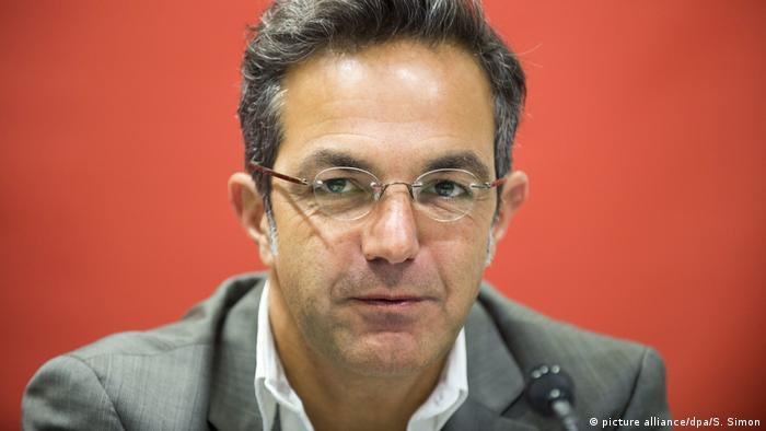 Deutschland Navid Kermani (picture alliance/dpa/S. Simon)