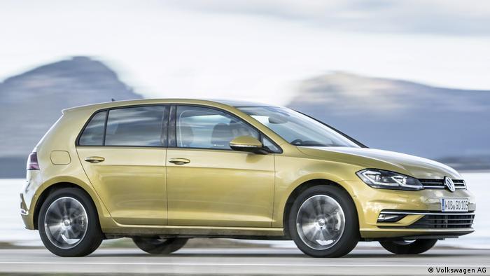Volkswagen Gold Das Update 2017 (Volkswagen AG)
