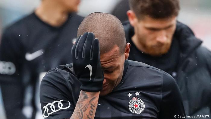 Rassistischer Missbrauch gegen Mittelfeldspieler Everton Luiz