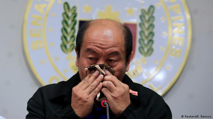 Duterte 'paid for killings, including radio host'