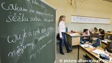 Deutschland Unterricht auf Sorbisch in Cottbus