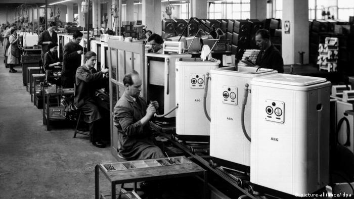 Fábrica de AEG