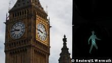 Großbritannien Brexit Grünes Licht Symbolbild