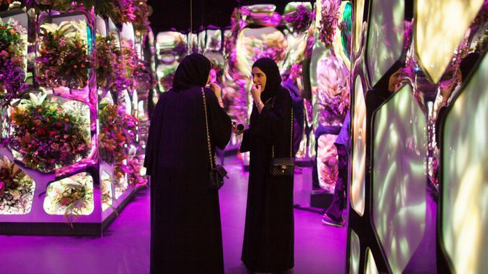 Vereinigte Arabische Emirate Reimagining Climate Change, Dubai Future Foundation, Madinat Jumeira