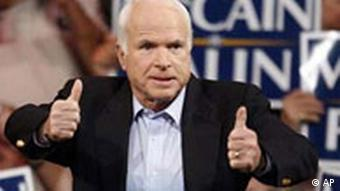 John McCain in Nevada