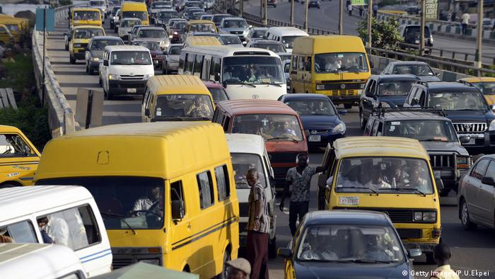 Nigeria Stau Afrika (Getty Images/P.U.Ekpei )