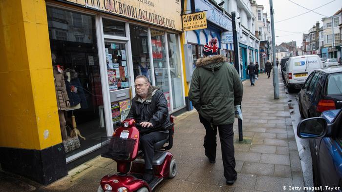 England Brexit Regionen (Getty Images/J. Taylor)