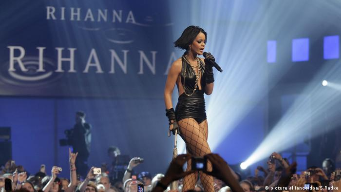 The Dome 42 Rihanna