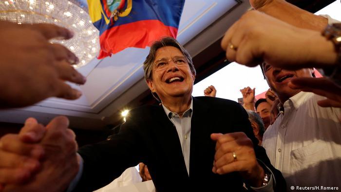 Guillermo Lasso Ecuador Wahlen