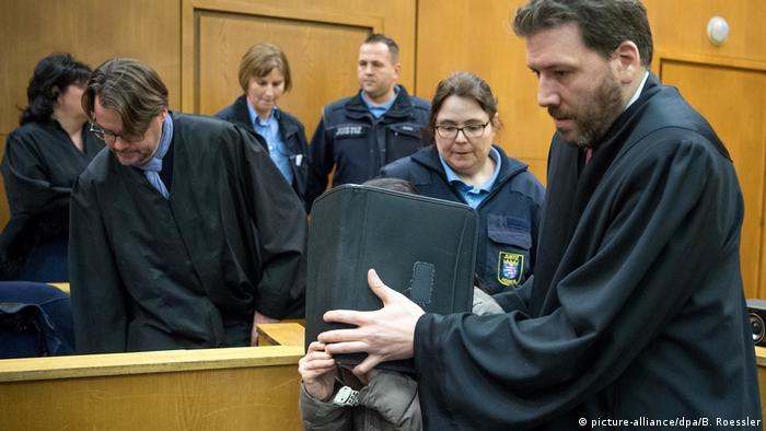 Frankfurt a.M. Urteile im Prozess um tödliche Teufelsaustreibung