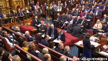 England House of Lords Brexit Debatte