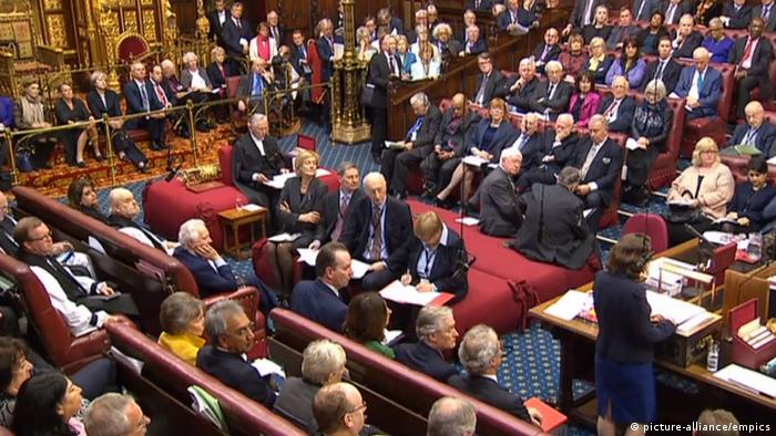 England House of Lords Brexit Debatte (picture-alliance/empics)