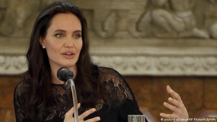 Angelina Jolie (picture alliance/AP Photo/H.Sinith)