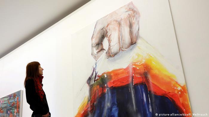 Kunst und die Macht des Geldes (picture-alliance/dpa/R. Weihrauch)