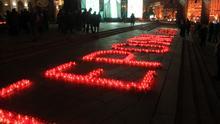 Ukraine dritter Jahrestag Maidan