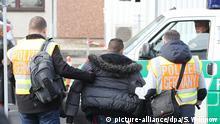 Deutschland Abschiebungen abgelehnter Asylbewerber