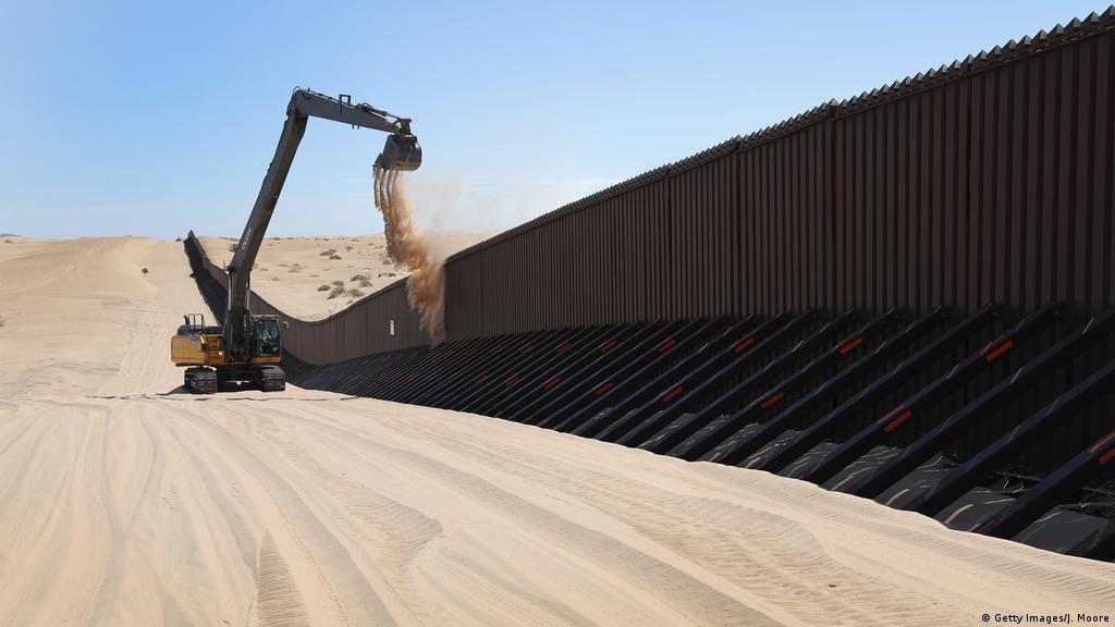صفقة بناء ضخمة ـ من سيبني الجدار بين المكسيك وأمريكا؟ | سياسة واقتصاد |  تحليلات معمقة بمنظور أوسع من DW | DW | 07.03.2017
