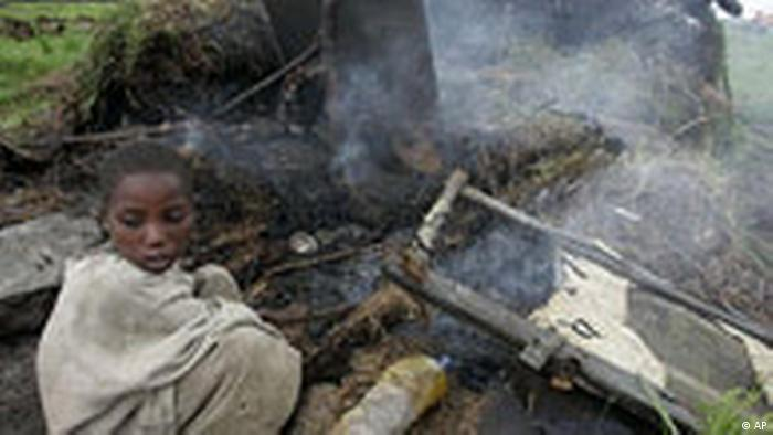 crisis in congo during the fight