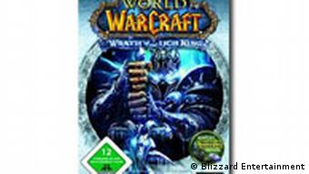 Cover World of Warcraft Wrath of the Lich King