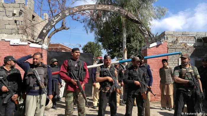 Pakistan Anschlag Charsadda