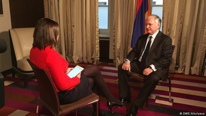Налбандян: Переговоры о новом соглашении об ассоциации с ЕС завершатся в ближайшее время