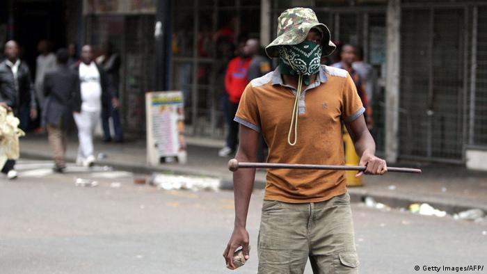 Südafrika Xenophobie Rassismus Unruhen (Getty Images/AFP/)