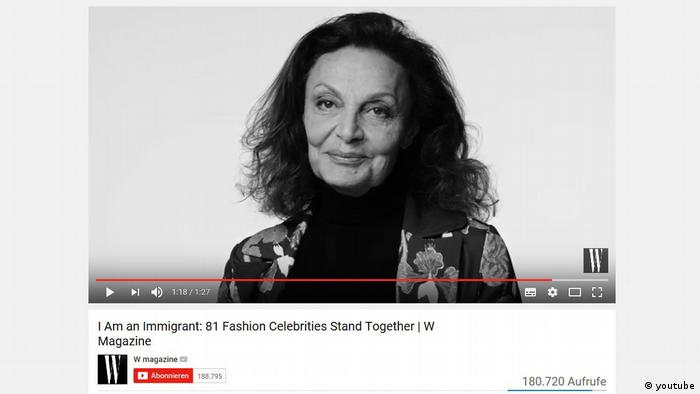 Screenshot Youtube I Am an Immigrant (youtube)