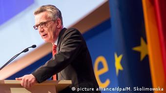 Deutschland 20. Europäischer Polizeikongress | Thomas de Maiziere