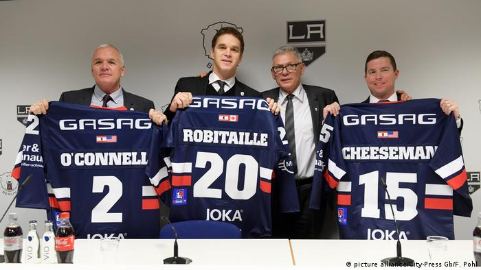 Eisbaeren Berlin - Pressekonferenz (picture alliance/City-Press Gb/F. Pohl)