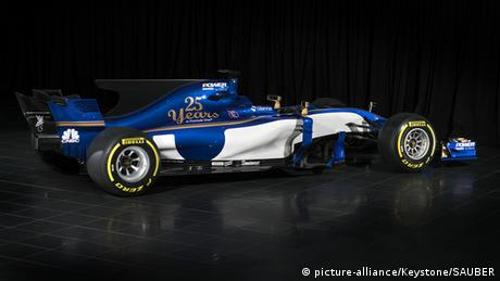 Formula One FERRARI C36 (picture-alliance/Keystone/SAUBER)