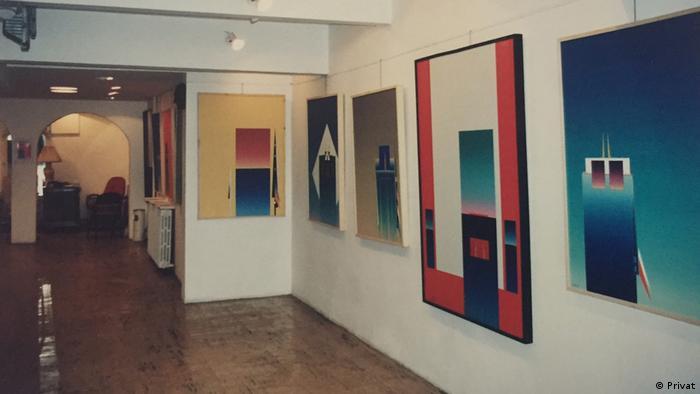 Türkei Galerie Baraz İstanbul