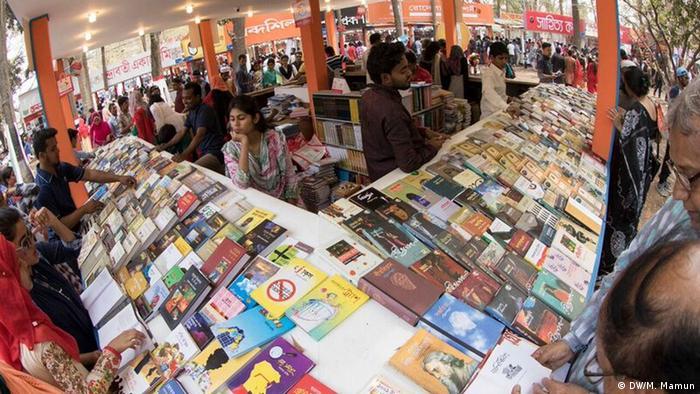 Bangladesch TheEkushey Book Fair