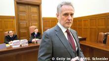 Österreich Wien Dmytro Firtasch vor Gericht