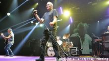 Deep Purple live on stage in Munich (picture-alliance/dpa/J. Niering)