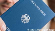 Plenarsitzung im Bayerischen Landtag - Reichsbürger
