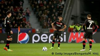 Fußball Champions-League Bayer Leverkusen - Atletico Madrid (Getty Images/Bongarts/M. Hitij)