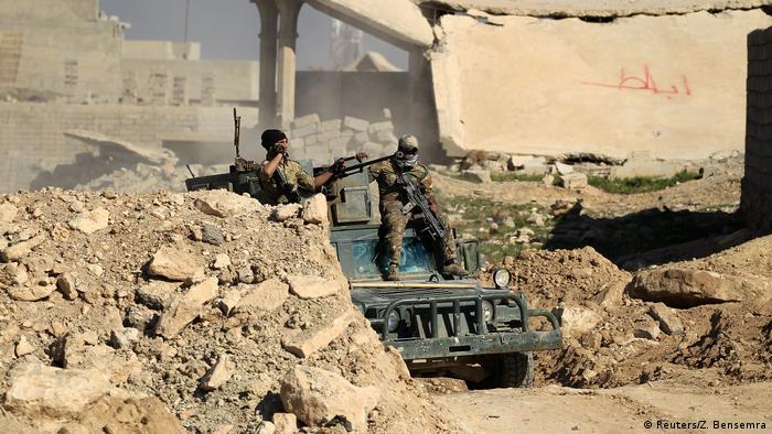 """Iraque denuncia uso de armas químicas pelo Daesh ou """"Estado Islâmico"""" (EI)"""