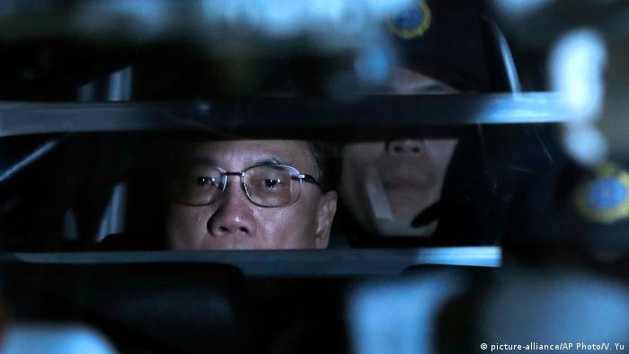 史无前例!香港前特首获刑20个月
