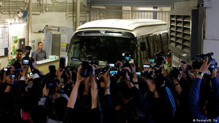 Honkong Verurteilung Donald Tsang wegen Korruption (Reuters/B. Yip)