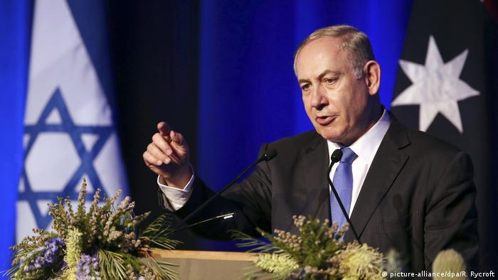 Australien Besuch Bejamin Netanjahu