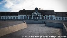 The concentration camp at Dachau was the first Nazi concentration camp, opened March 22, 1933 on the initiative of Heinrich Himmler. (Photo by Andrea Ronchini/Pacific Press) | Verwendung weltweit, Keine Weitergabe an Wiederverkäufer.
